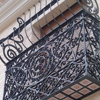 Balcón el moreno